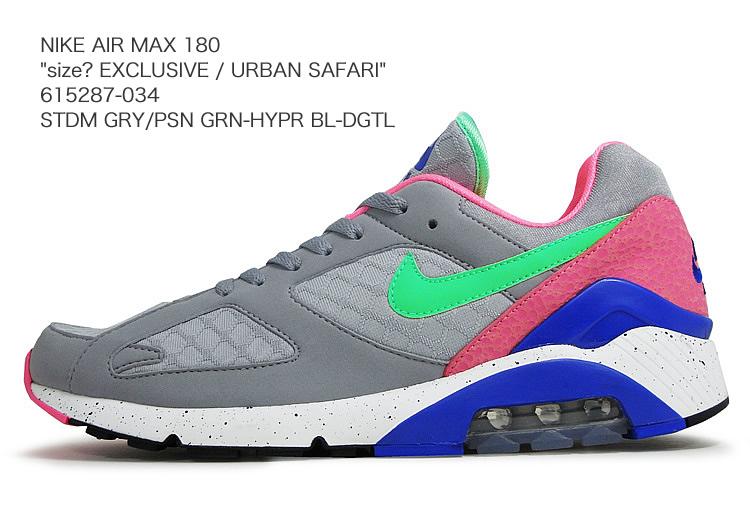 NIKE AIR MAX 180-3